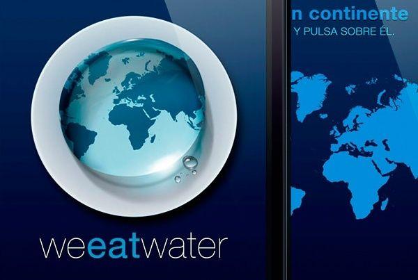 Roca – we eat water